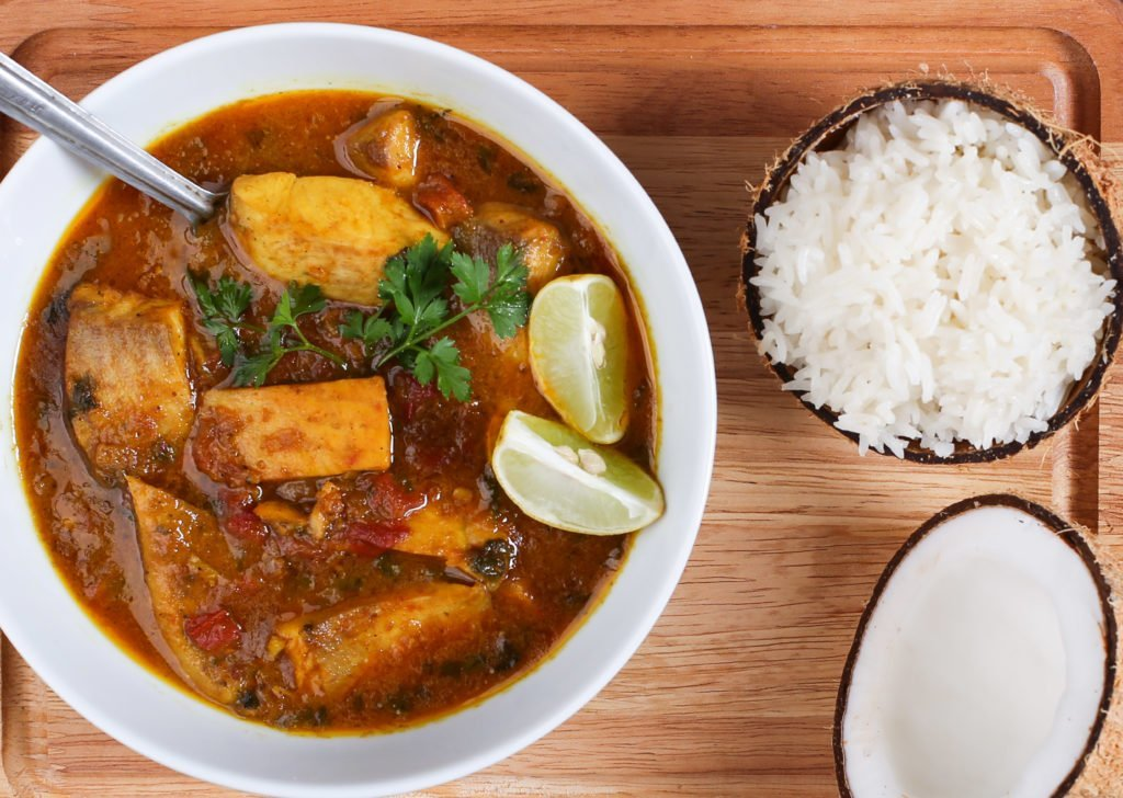 Swahili Fish Stew African Tilapia Recipe