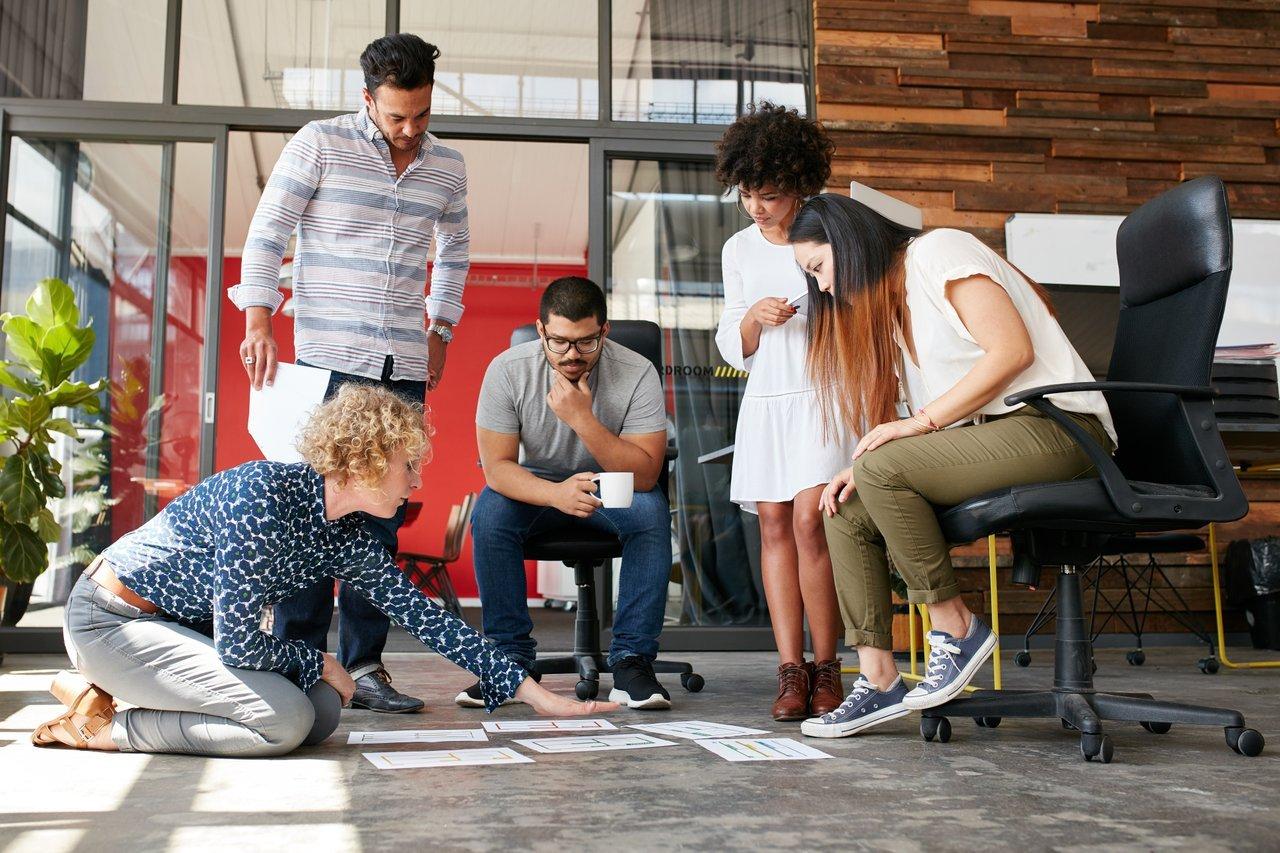 Creative meeting spaces