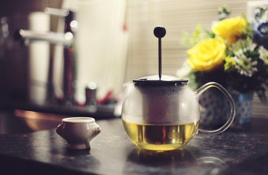 tea morning start day depressed
