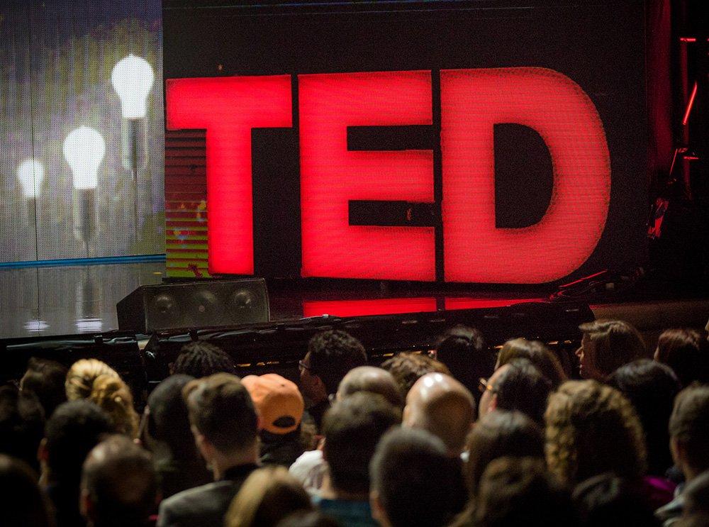 TED Talks Live Stage