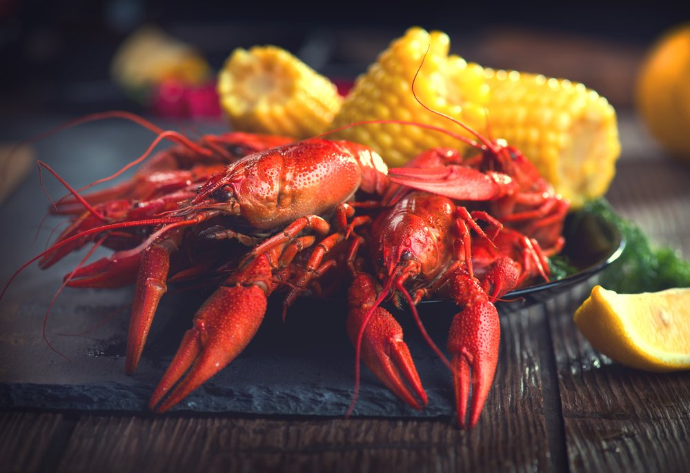 Texas Crawfish Seafood Boil Recipe