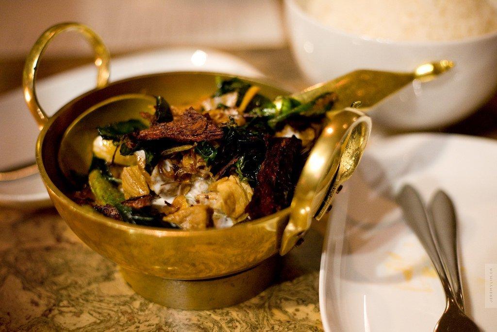 Thai food at Maenam Vancouver