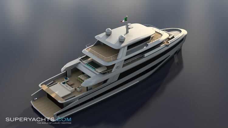 The Commander Superyacht