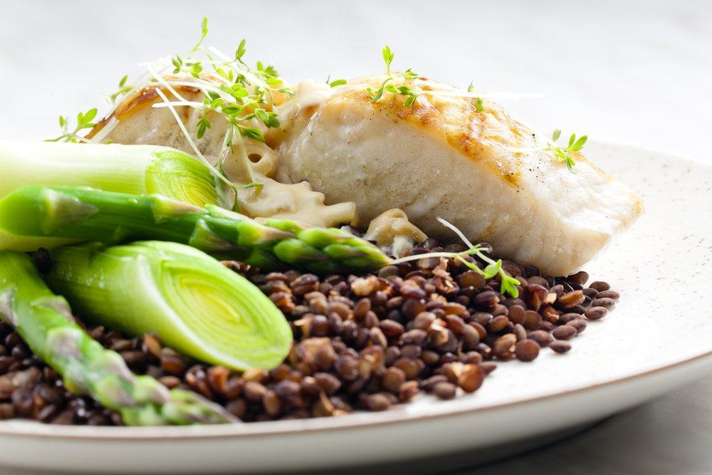 Tilapia Beans Lean Protein Diet