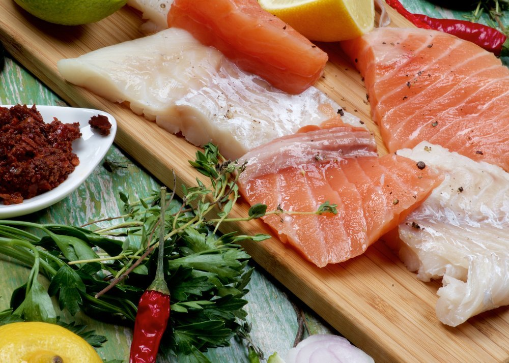 Tilapia and Salmon for Diabetic diet