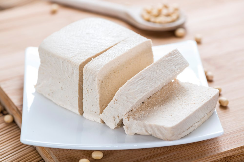 tofu food healthy hair