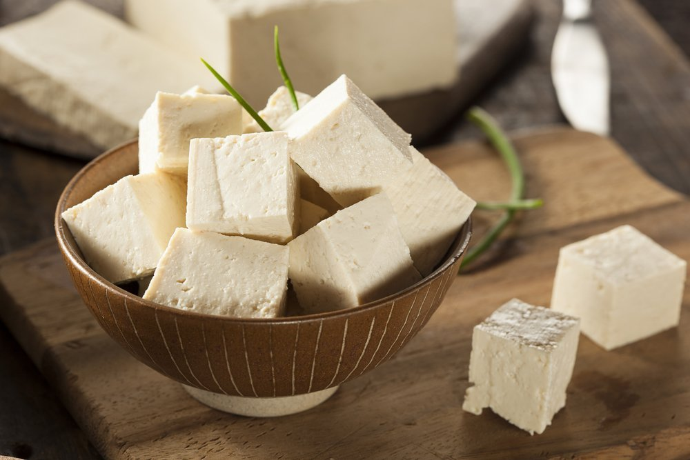 tofu healthy substitute