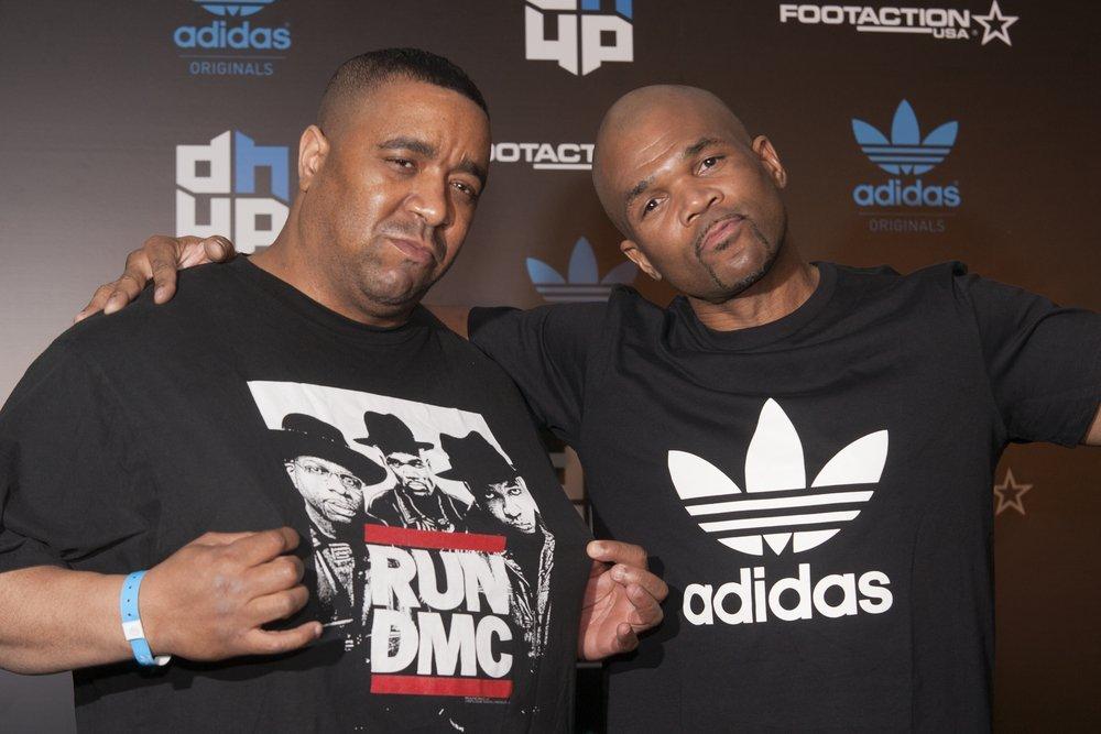 Run-DMC Artist and brand