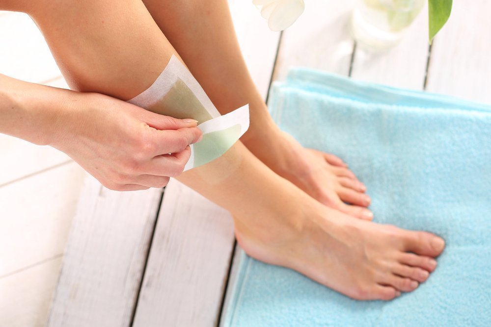 traditional hair waxing