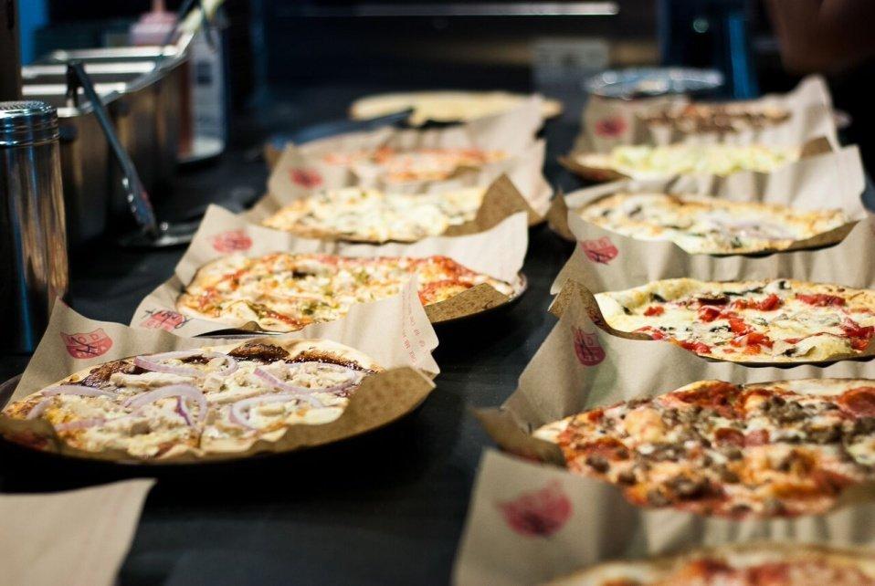 Mod Pizza Healthier Fast Food Option