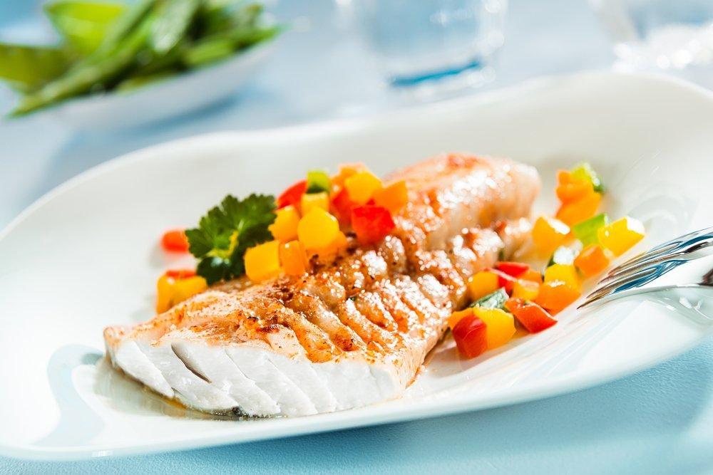 Easy vinaigrette dressings to marinade your fish
