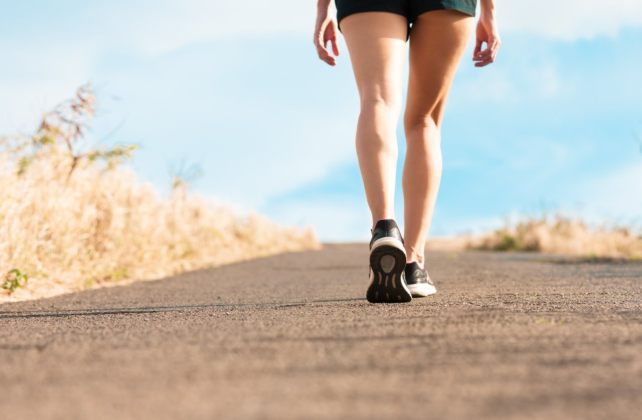 walking fitness exercise